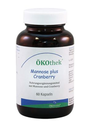 Mannose Plus Cranberry